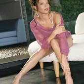 Lauren German feet