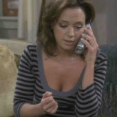 Leah Remini king of queens