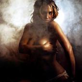 Leeann Tweeden topless