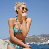 Lena Gercke bikini