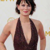 Lena Headey cleavage