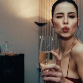 Lena Meyer-Landrut duckface