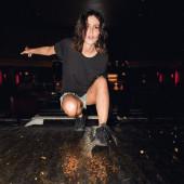 Lena Meyer-Landrut pussy slip