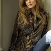 Lena Olin jeans