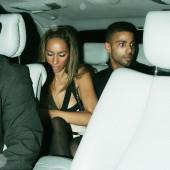 Leona Lewis panty slip