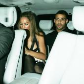 Leona Lewis upskirt
