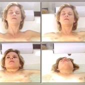 Leslie Malton nude scene