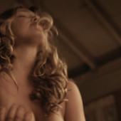 Lili Simmons nude scene