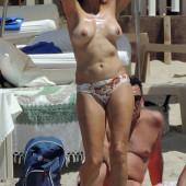 Lilly Becker topless