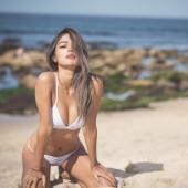 Lily Maymac bikini