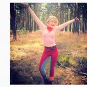 Lina Larissa Strahl body