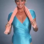 Linda Evans body