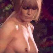 linda evans topless