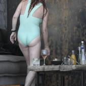 Lindsay Lohan body