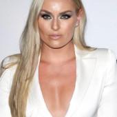 Lindsey Vonn cleavage