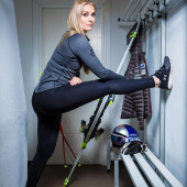 Lindsey Vonn under armour