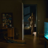 Lisa Wagner nude scene