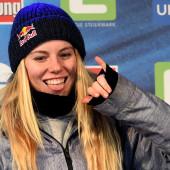 Lisa Zimmermann Freestyle Skifahrerin