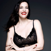 Liv Tyler see through