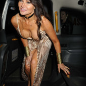 Lizzie Cundy oops