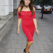 Lizzie Cundy see through