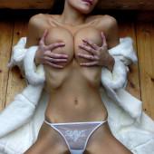 Luba Shumeyko topless