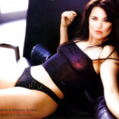 Lucy Lawless leaked