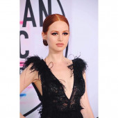 Madelaine Petsch see through