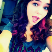 Madison McLaughlin selfie