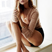 Magdalena Frackowiak feet
