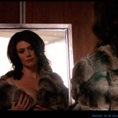 Maggie Siff oops