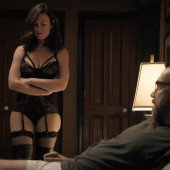 Maggie Siff sex scene