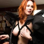 Maitland Ward naked boobs