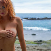 Maitland Ward topless