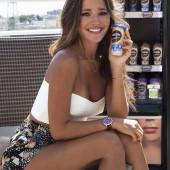 Malena Costa Sjoegren legs