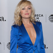 Malin Akerman cleavage