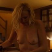 Malin Akerman nude scene