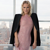 Malin Akerman see through