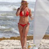 Mandy Rose bikini