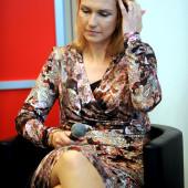 Manuela Schwesig beine