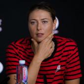 Maria Sharapova cap