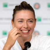 Maria Sharapova interview