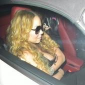 Mariah Carey oops