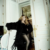 Mariah Carey stockings