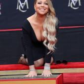 Mariah Carey tits
