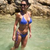 Mariella Ahrens bikini