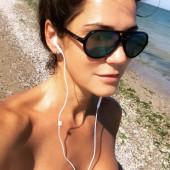 Mariella Ahrens nackt