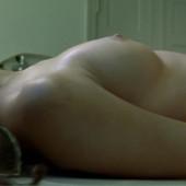 Mariella Ahrens nackt szene
