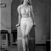 Marilyn Monroe body