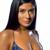 Marisol Nichols cleavage